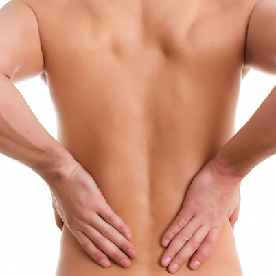 Birmingham Thai Massage - Back Ache