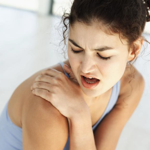 Birmingham Thai Massage Sholder Pain